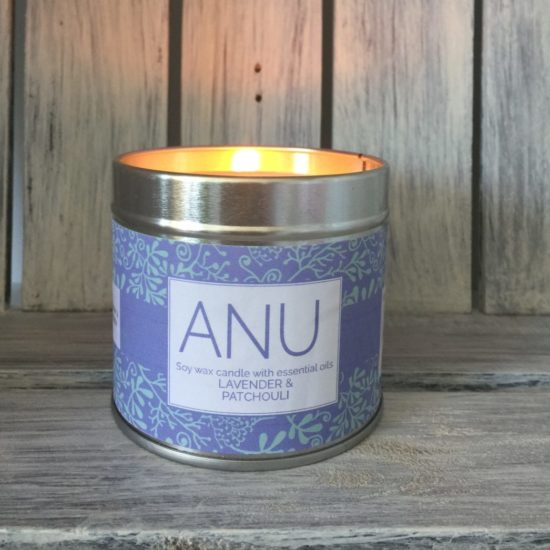 Lavender and Patchouli