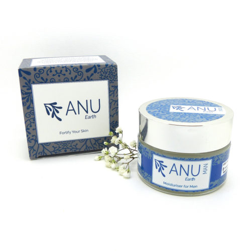 Men's Moisturiser ANU Man