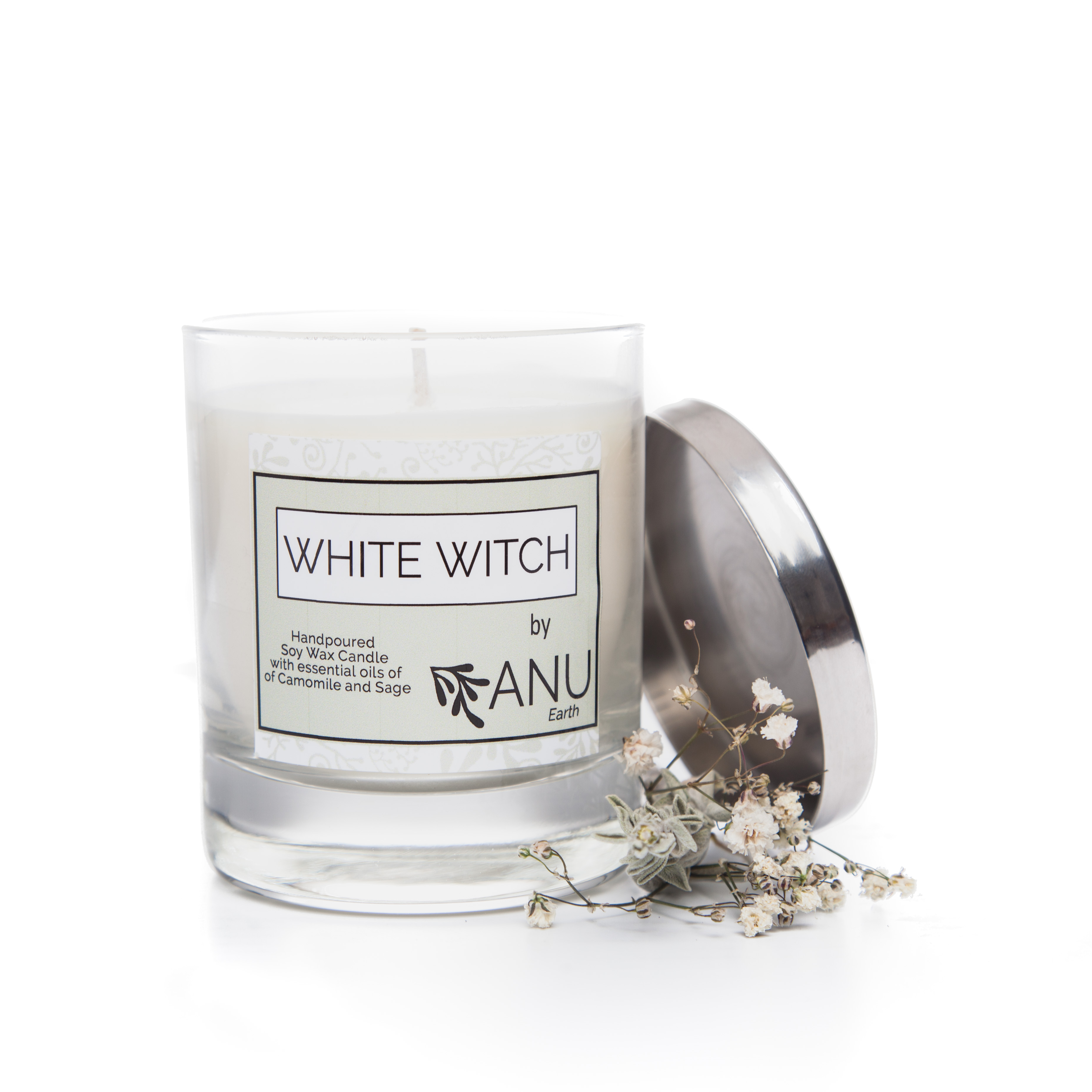 White Witch by ANU Earth