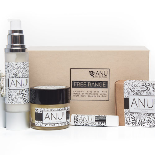 Fragrance Free Range