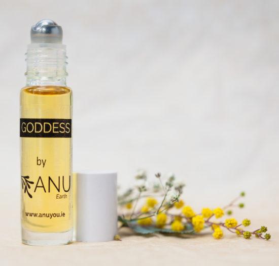 Goddess Perfume Oil 2