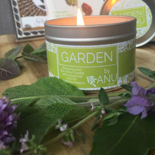 Garden Candle