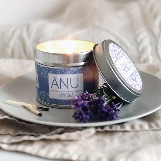 Lavender Tin 2