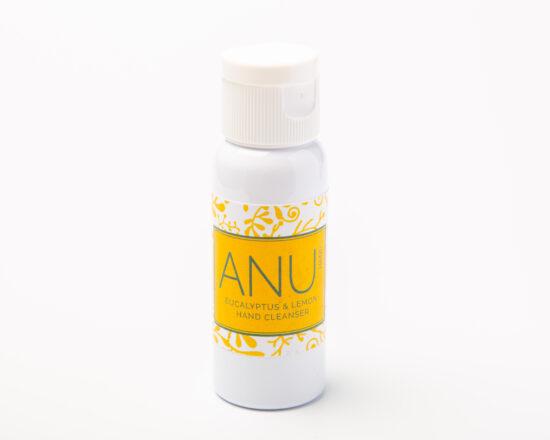 clean hands eucalyptus and lemon hand cleanser